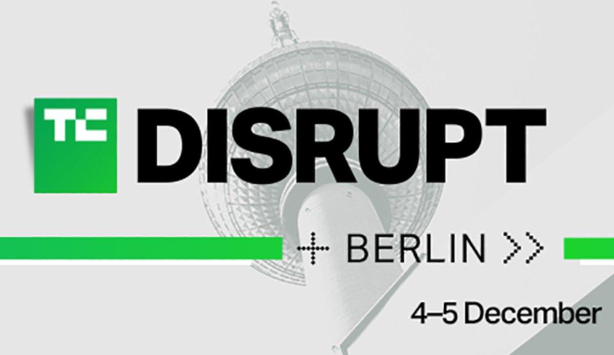 Highlights from Disrupt Berlin https://t.co/jc3PRhOofs #TCDisrupt