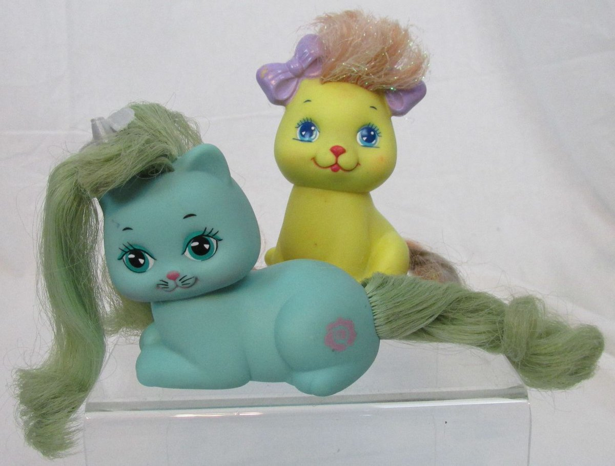 https://www.ebay.com/itm/202147115011… Vintage Mattel Little Pretty Kitty ROSEBUD & GLITTER GROW Puppy SWEETLEE 1989 #vintagetoys #littleprettykitty #kitty #cat #80stoys #90stoys #mylittlepony #dolls #actionfigures #oldtoys #ebay #ebayseller #funfinds #giftidea #1980s #1990s #buyitnow #ForSalepic.twitter.com/RgRm9WJvqJ
