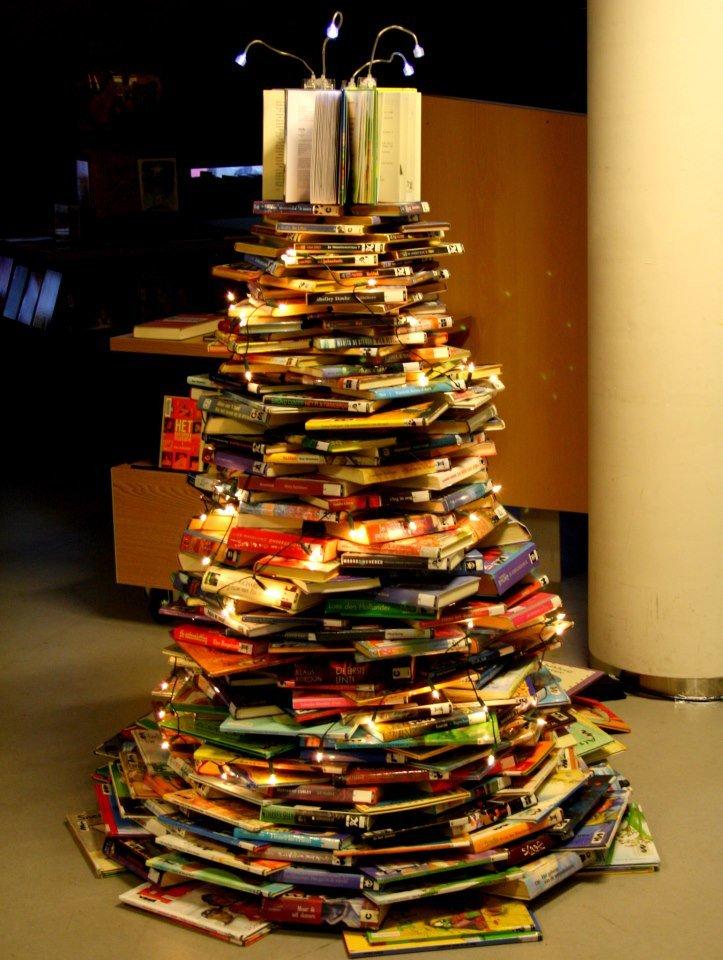Ruud Hakvoort On Twitter Zondagmiddag Kerstsfeer In Bibliotheek