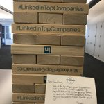 @LinkedIn and @SproutSocial like 👯♀️ Happy to apart of #linkedintopcompanies