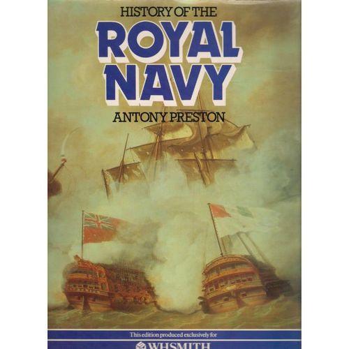 HISTORY OF THE ROYAL NAVY. (Hardcover) by Antony. Preston 1985 #UK #WW1 #Gibraltar #Falklands #FAA #Fleetairarm #Portsmouth #ships #maritime #Royalnavy #RN #Britishnavy #History #Navalhistory #Militaryhistory #RoyalMarines #books #bookseller #goodreads  https://www. zoomerman.net/store/p1530/IS BN_0861241215_%2C_HISTORY_OF_THE_ROYAL_NAVY._%28Hardcover%29_by_Antony._Preston_1985.html &nbsp; … <br>http://pic.twitter.com/PM8DSHfk82
