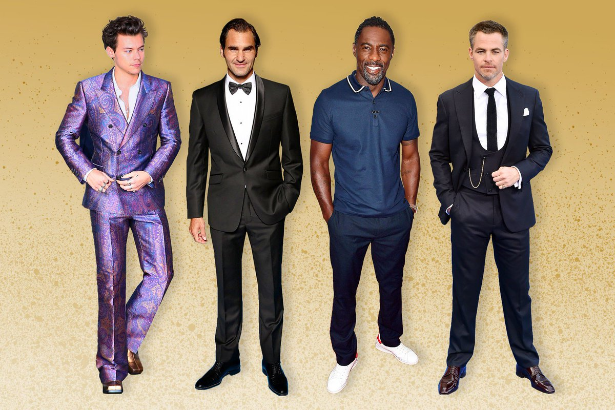 And who will be this year's best suited man? Let's hear it: https://t.co/gGx0qk1ihb #MostStylishShowdown