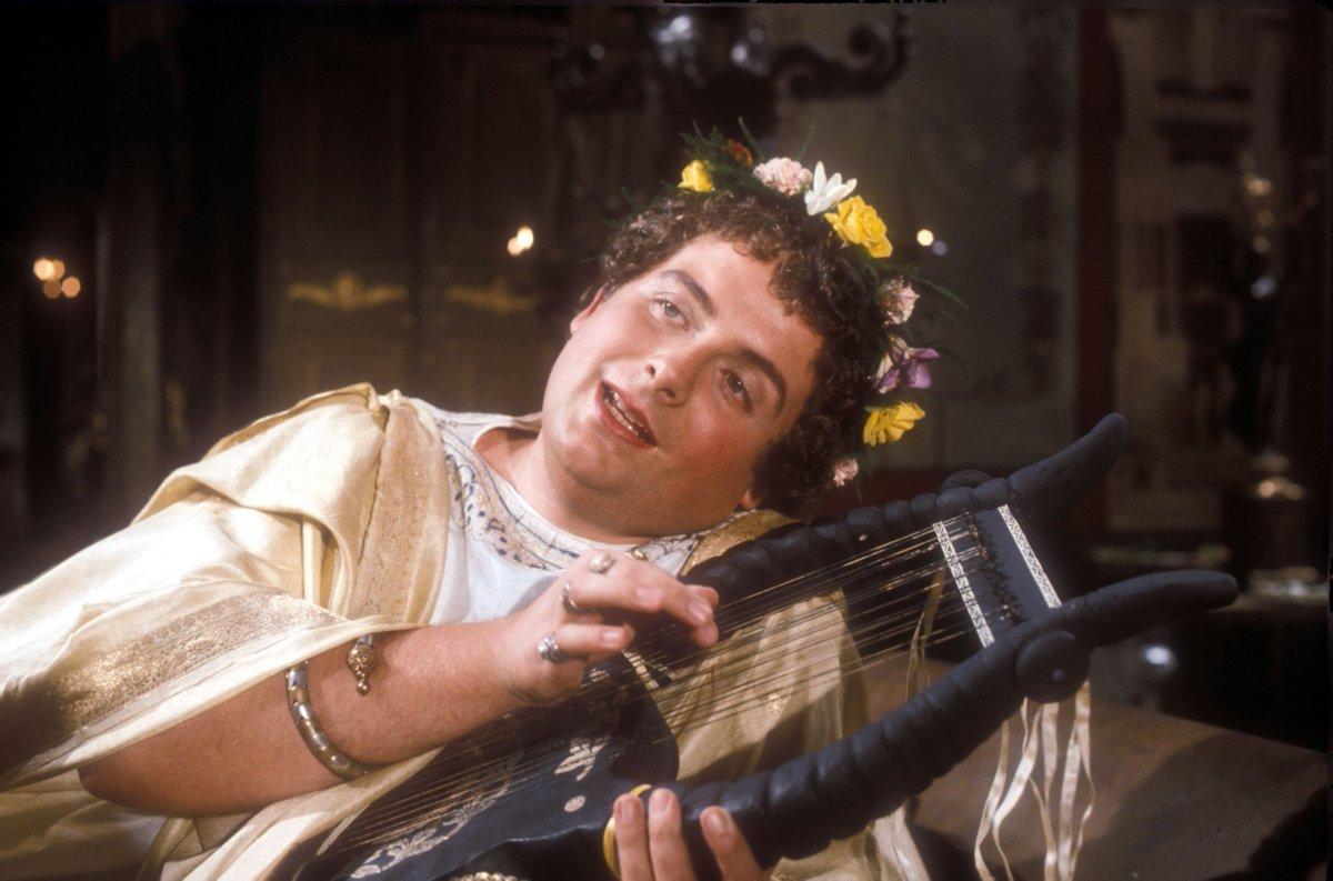 Homosexual wedding for the roman emperor