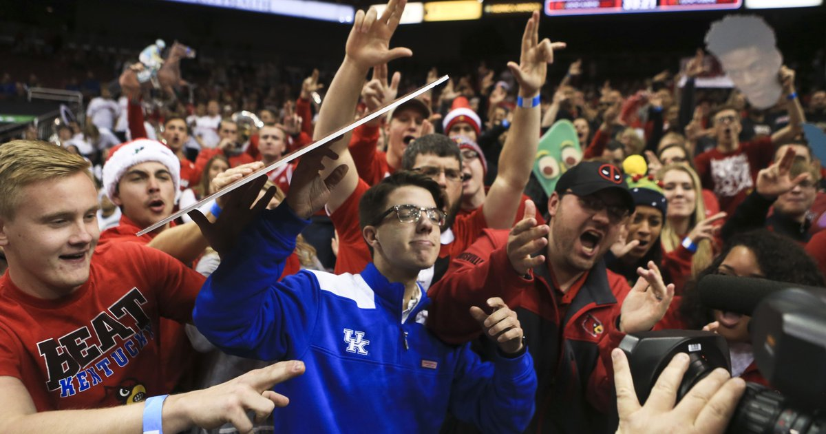 Still don't have tickets to UK-U of L basketball game? You'll pay high prices to get in https://t.co/TfFLYwzlPu
