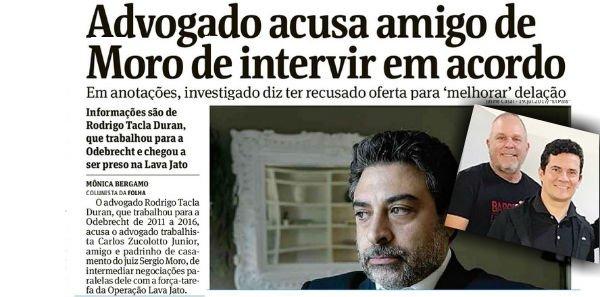 CPMI exclui denúncia contra amigo de Sergio Moro e procuradores de Curitiba https://t.co/zEXpoY2KfI