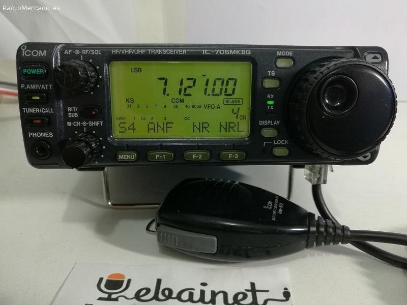 Icom ic 706mk2g Manual