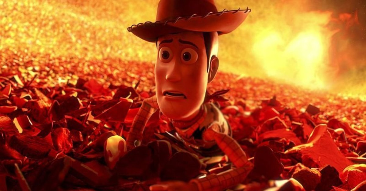 There was a darker version of 'Toy Story 3' that would've ruined you https://t.co/yJxl1Jgv7S