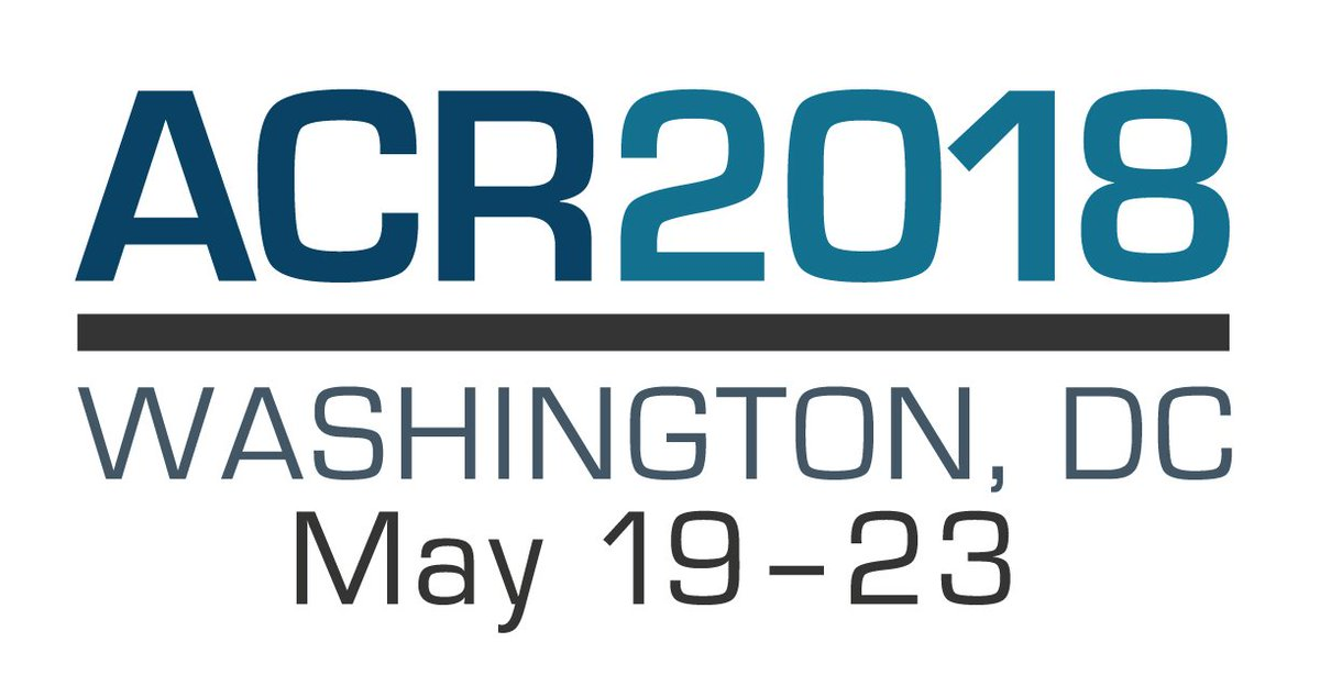 Always wanted to share your new research findings w/brighest minds in #radiology? Submit  abstract for #ACR2018 https://t.co/3y2UkO7fPz @RLI_ACR @ACRYPS @ACRRFS