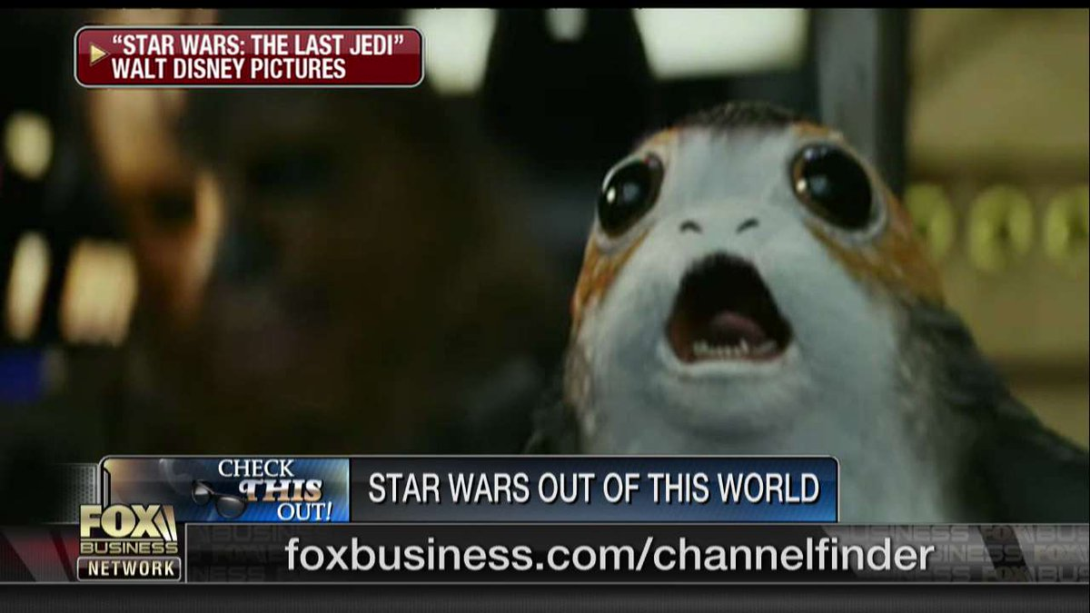 'Last Jedi' to be screened for space station crew, NASA says https://t.co/eapBQLqyvp