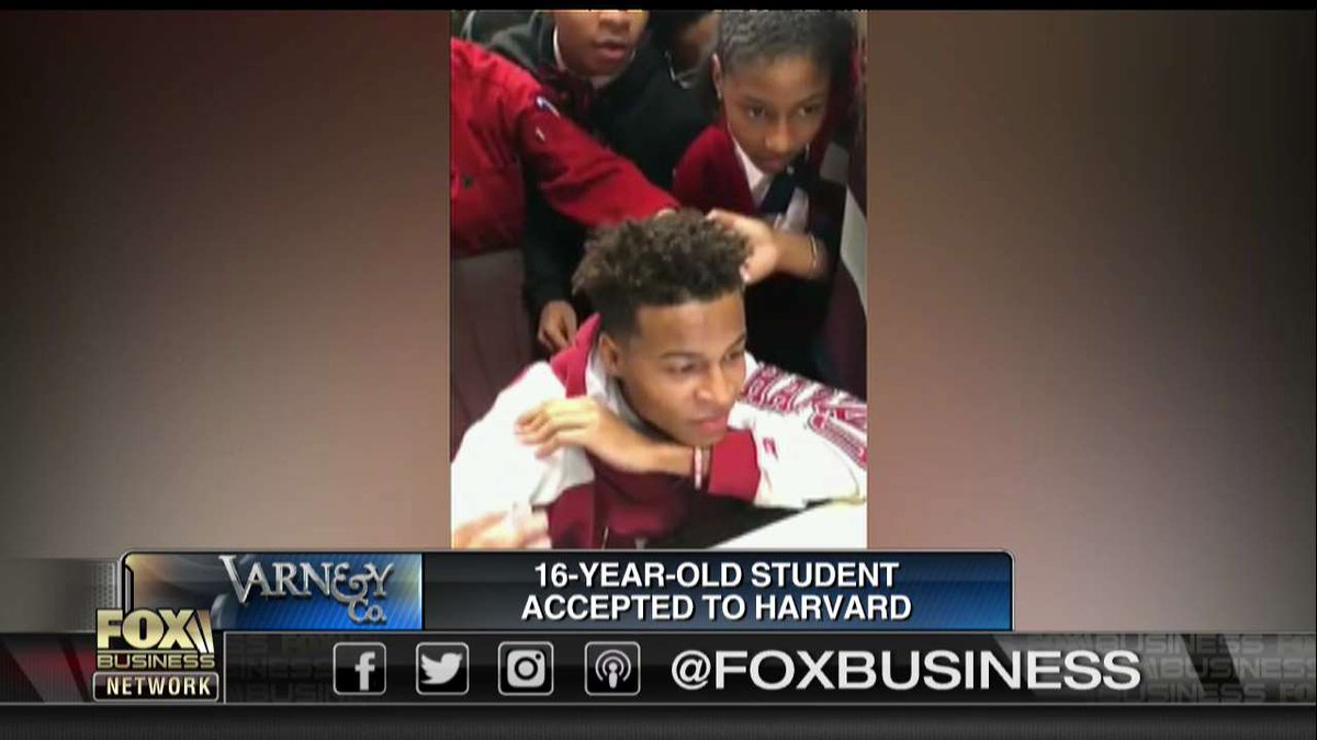 Teen's @Harvard acceptance video generates wave of support https://t.co/lO0nhJdizY