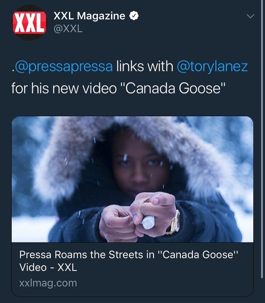 canada goose fur pressa lyrics