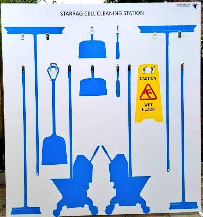 "Cleaning Stations On Twitter: ""Hot Off The Workshop Bench"