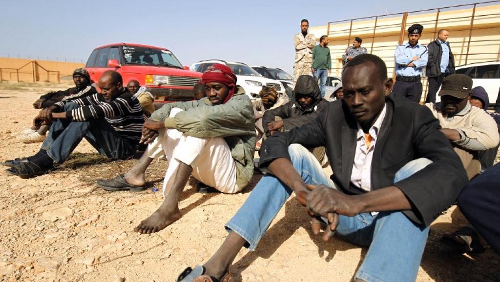 Libye: l'Union européenne espère rapatrier 15000 migrants d'ici février https://t.co/hGzAfu486V