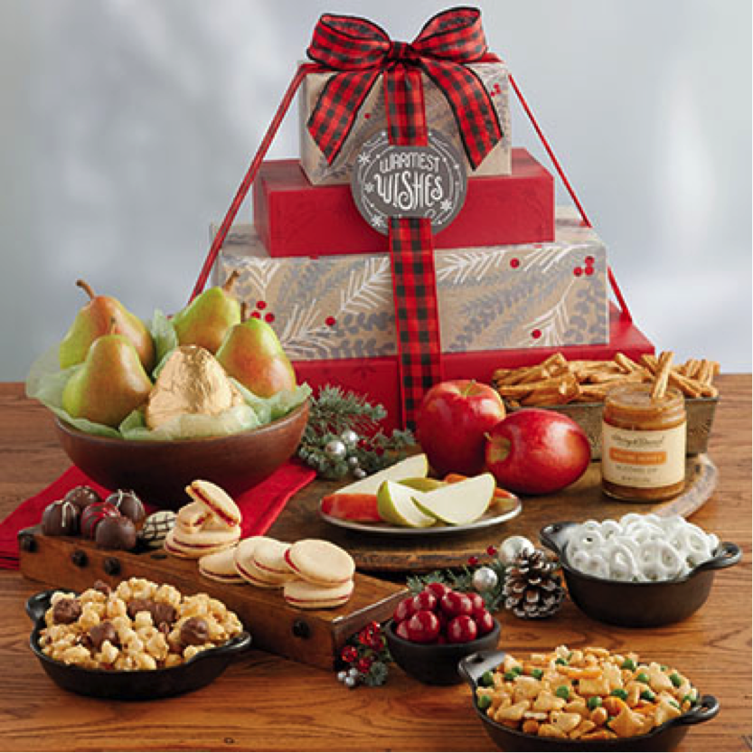 Cross those hard to gift people off your list with gourmet goodies from Harry and David. I know my friends and family can't get enough of their delicious holiday treats. Right now @HarryandDavid is offering 20% off your holiday purchase! ORDER NOW at https://t.co/GwNTNG3fe8