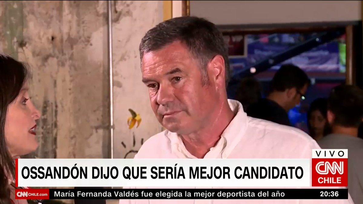 Manuel José Ossandón: 'Piñera me está cumpliendo' https://t.co/oOg0bRRo0x #CNNChile