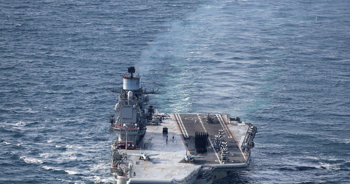 Начальник британского Генштаба назвал модернизацию флота РФ угрозой для НАТО: https://t.co/6Rcykcrt0b