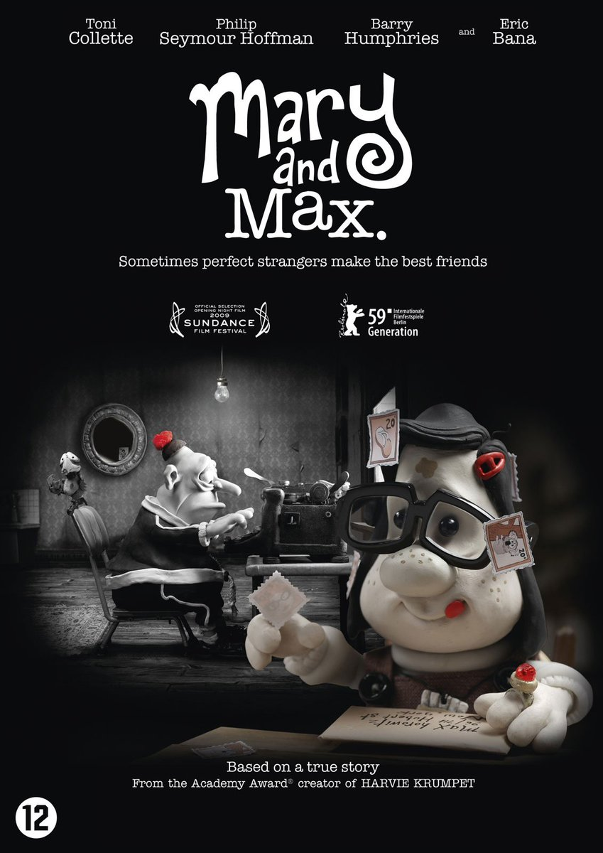 Letters From Mary And Max