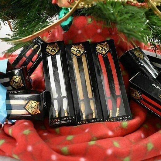 Shoelaces For Christmas.Luxe Brand On Twitter Luxebrand Italian Lambskin