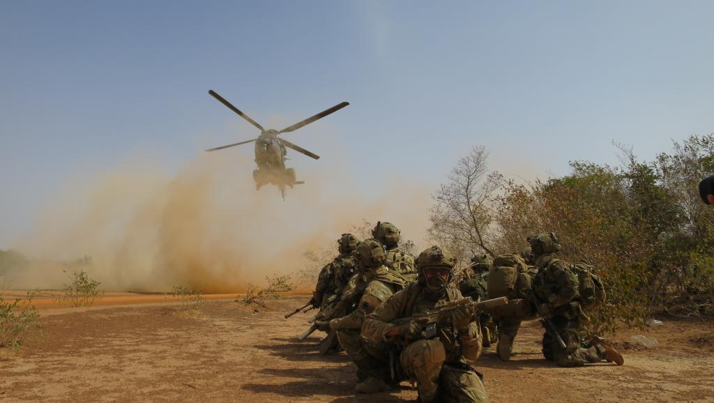 [Vidéo] Coups de Sabre : les commandos français au Sahel et au Sahara https://t.co/9jW7iWXVk7