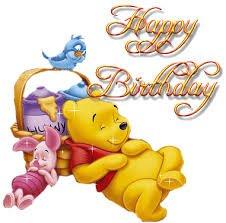 Happy birthday dear and my heart Hanov a...