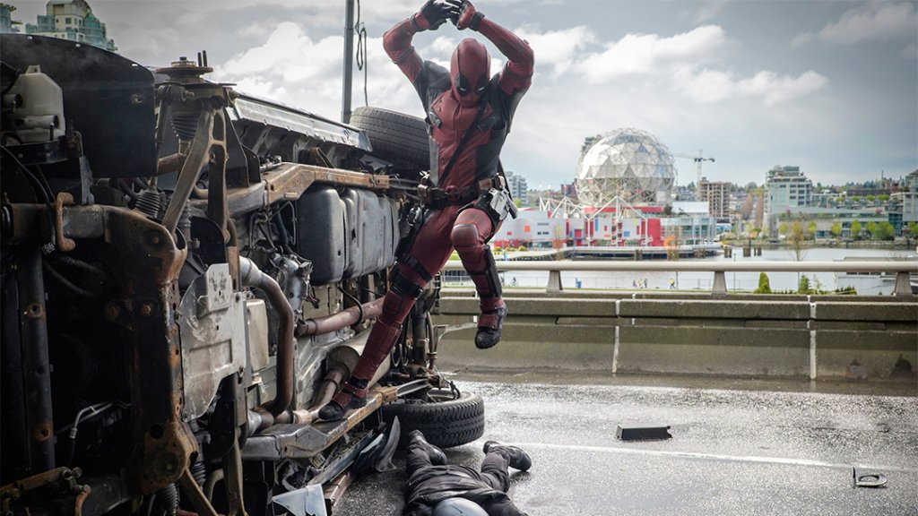 #Deadpool could remain R-rated, even in the Disney family: 'There might be an opportunity for a Marvel R-rated brand' https://t.co/jowRto76gX
