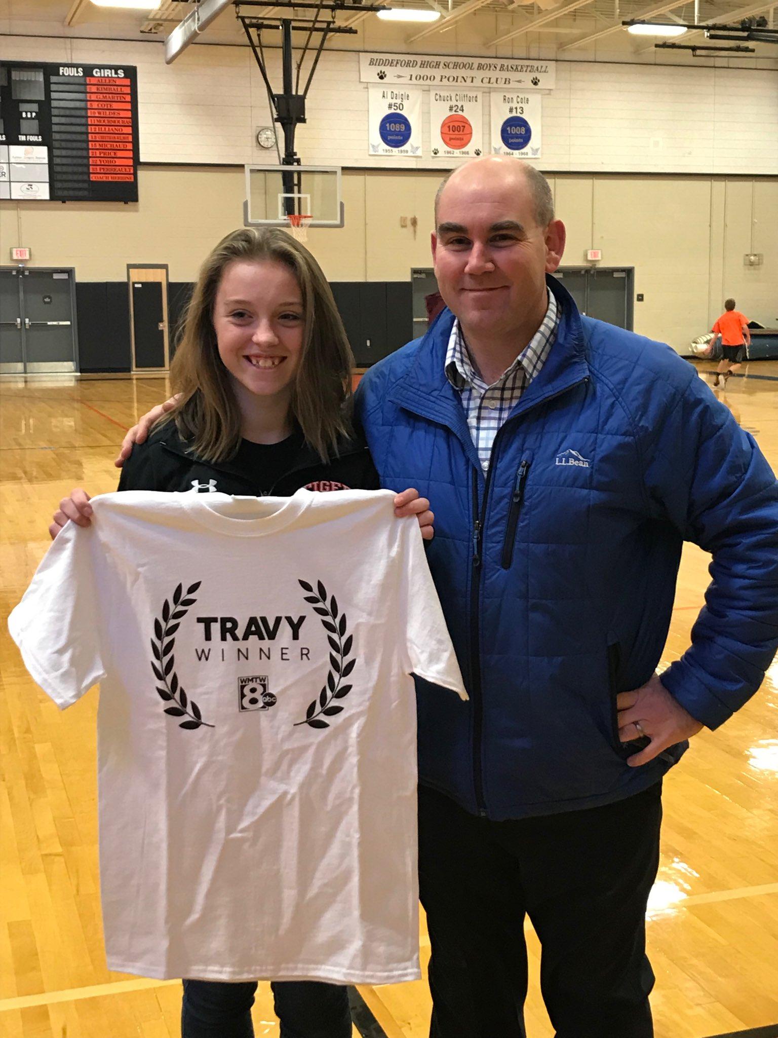 Jeremie R Sirois On Twitter Abby Receiving Her Travy Award W Tlee Wmtw