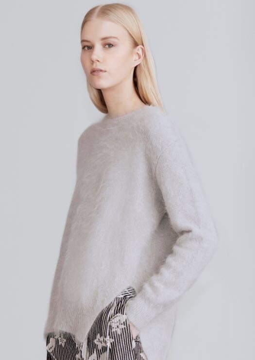 The Chic Knit Collection | Stay Warm This Winter In The Angora Sweater: https://t.co/YGNGjAwMV5 https://t.co/pJuQcyKZWh