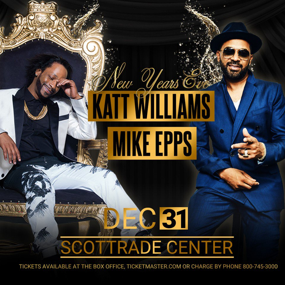 Get your tickets for NYE!