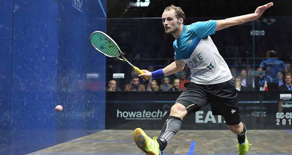 Squash: Gaultier edges closer to world title age mark https://t.co/2qOXTsMnhw