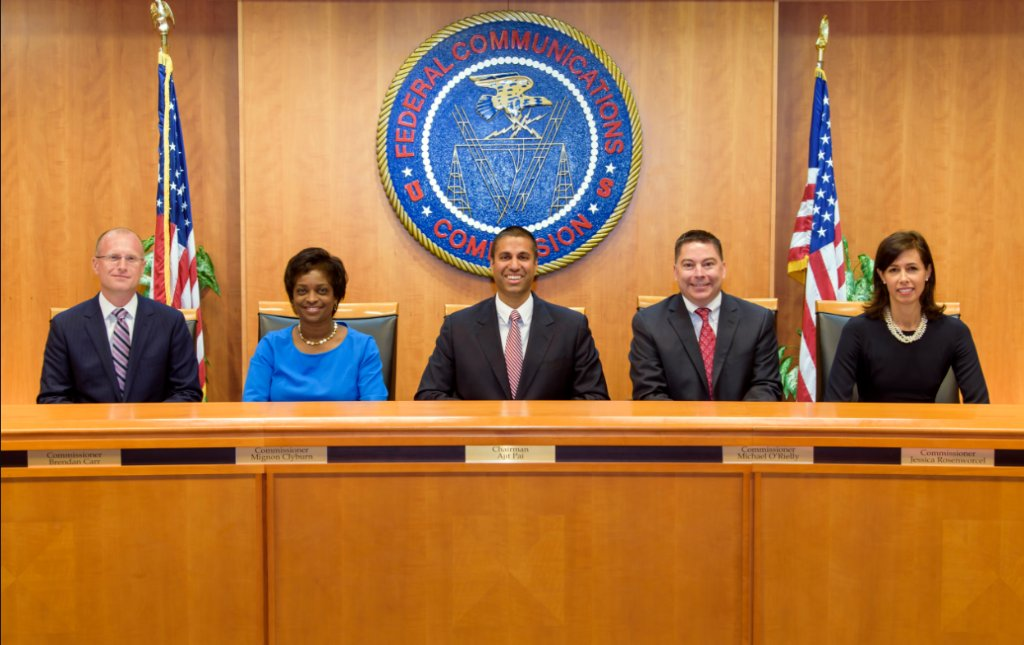 Read the full opinions of the FCC commissioners who voted to end #NetNeutrality  https://t.co/k0nircgzRc