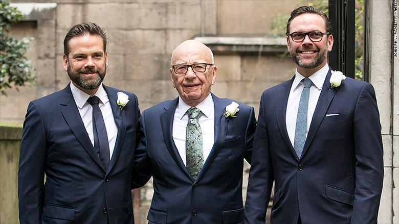 Rupert Murdoch changes strategy by selling 21st Century Fox assets to Disney: https://t.co/jWK94hZM8s