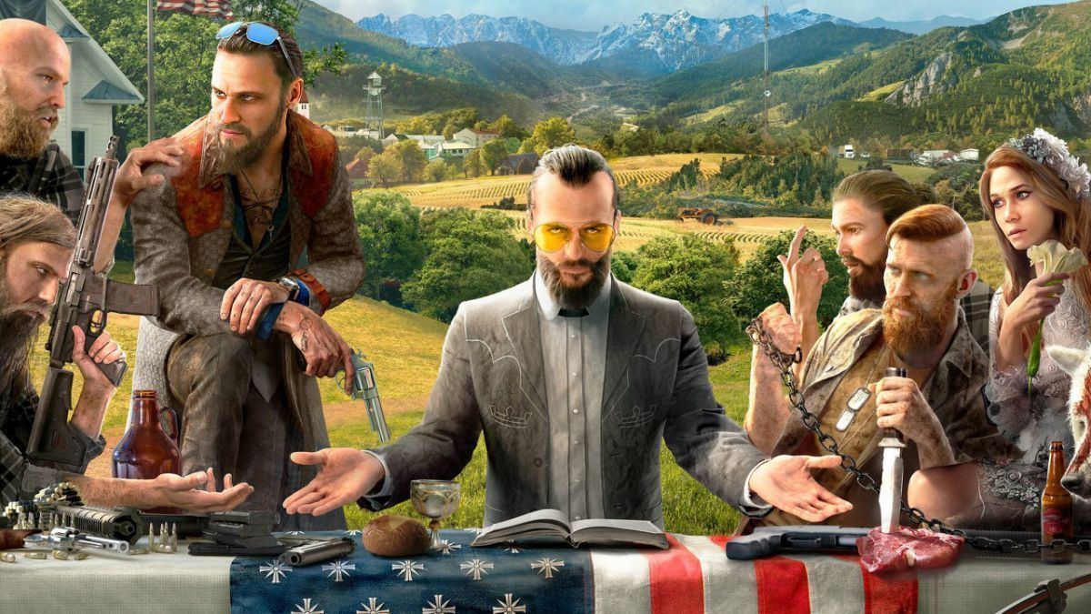 Far Cry 5's Dan Hay on creating villains and making a shooter where the cultist plot could all too easily easily be a headline https://t.co/RDHBz3Nf9k