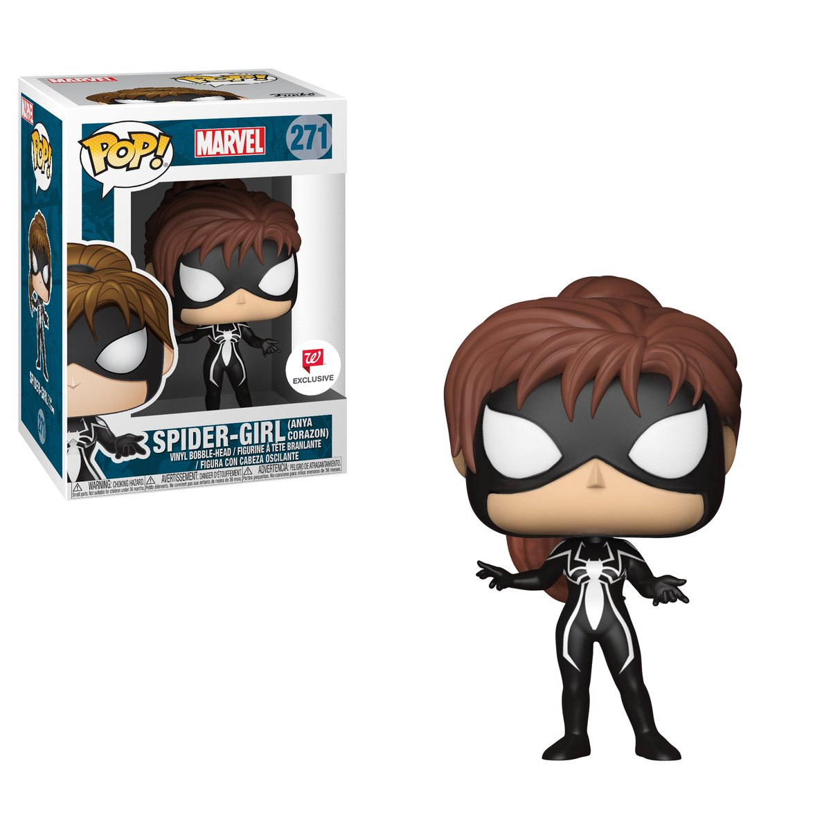Funko On Twitter Available Now Walgreens Marvel Spider