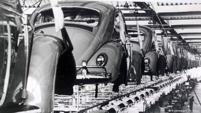 Relatório da Volkswagen detalha colaboração da filial brasileira com regime militar, mas não satisfaz vítimas da ditadura https://t.co/dxVtoNje5f #Volkswagen