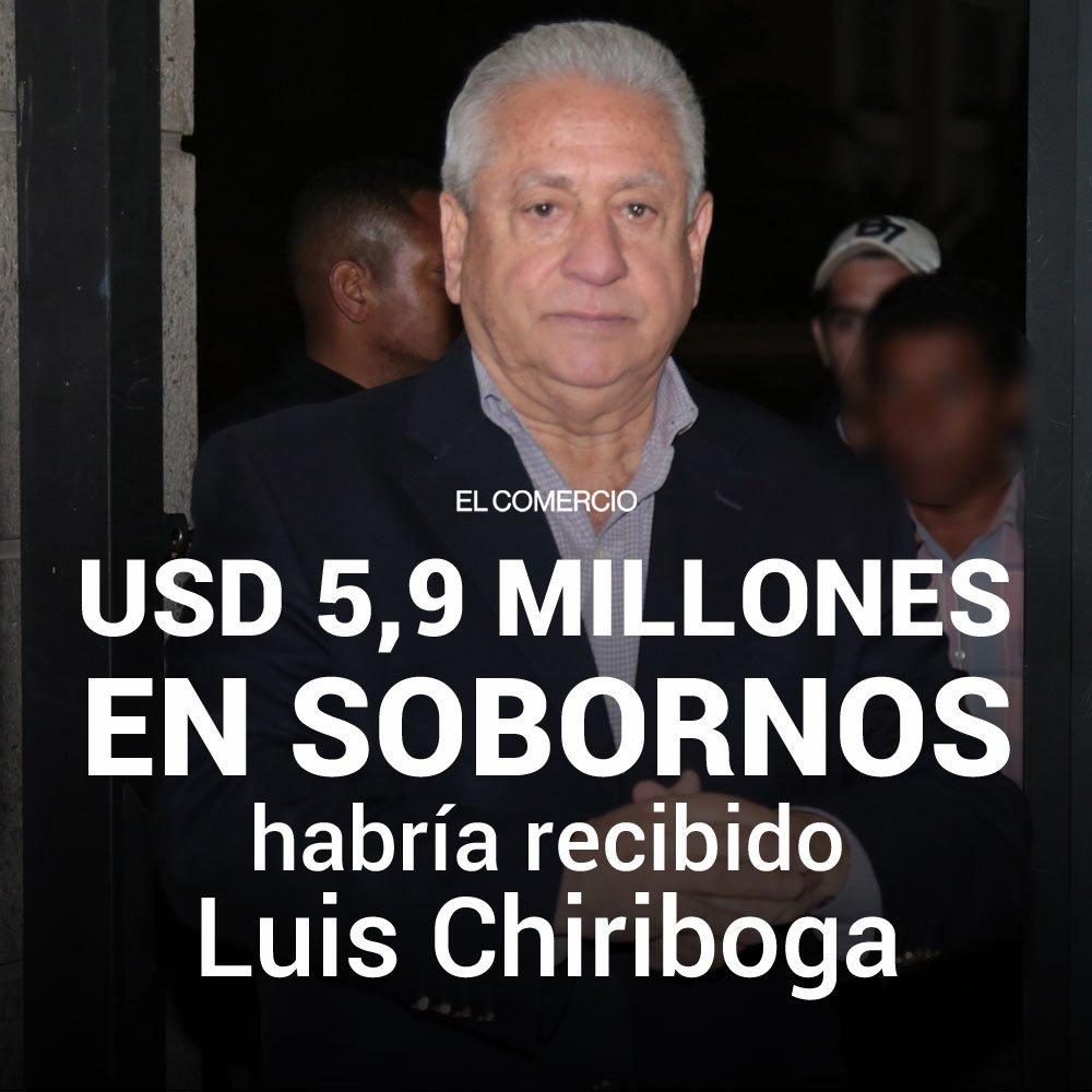 La Conmebol, de la que fue parte el exdirigente ecuatoriano Luis Chiriboga, fue calificada por Estados Unidos como un 'nido de corrupción' » https://t.co/iBhmAkVExZ