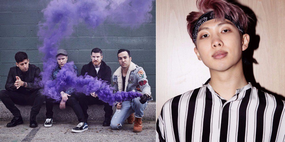 #RMxFallOutBoy trends worldwide for Fall Out Boy's 'Champion' (Remix) featuring BTS' RM https://t.co/HGBHdHITzW