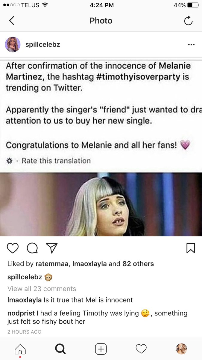 Mel was confirmed innocent.. girl bYe every fake Melanie fans, kindly suck Timothy's toes and use the damn door.  #TimothyHeller #Melanie Martinez #MelanieMartinezisoverparty #MelabieMartinezIsNotOverParty #TimothyHellerEXPOSED #TimothyIsOverParty #TimothyHellerIsOverParty  Leave pic.twitter.com/f8SPt0OeNQ