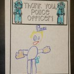 Check out these adorable thank you letters and pictures sent to from students at Immacolata Catholic School in Richmond Heights!   Thank you so much for all of the pictures and kind words! It is greatly appreciated!!