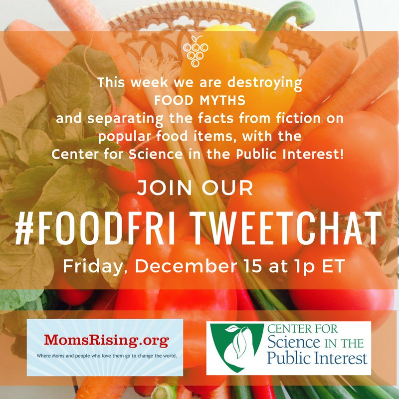 Is coconut oil good for you? We explore this and more on #FoodFri tomorrow Friday 12/15 at 1pm ET