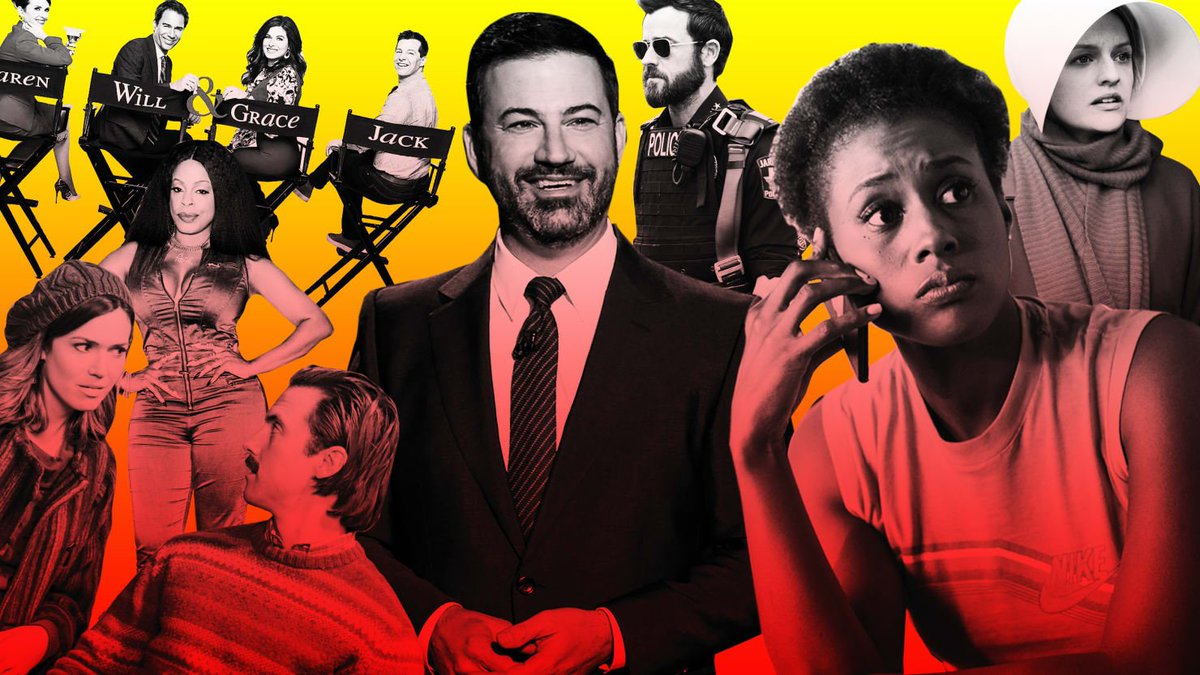 .@kpfallon on the '20 Best TV Shows of 2017' (you'll never guess #20): https://t.co/8SFW9MGJqv