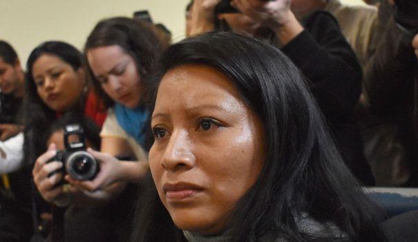 Au Salvador, 30 ans de prison pour une fausse-couche https://t.co/Ab2IrSTYrz