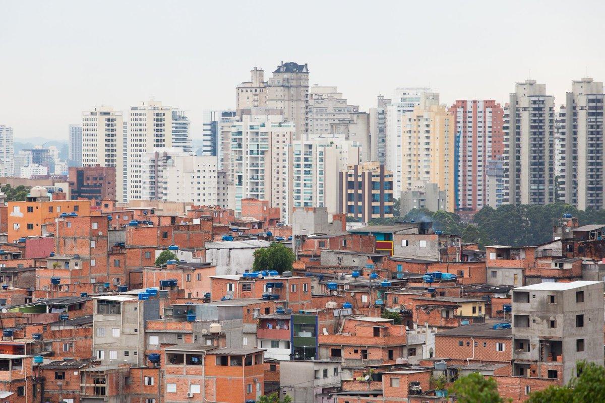1% mais ricos concentram 28% de toda a renda no Brasil, diz estudo https://t.co/Keh9fXL8qY #G1