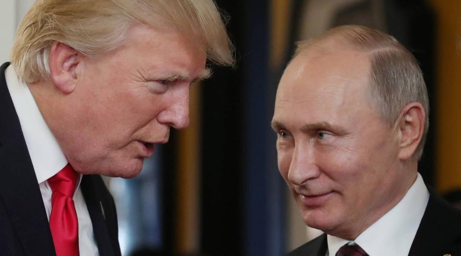 Poutine et Trump évoquent la Corée du Nord au téléphone https://t.co/F6ewwvKVjk