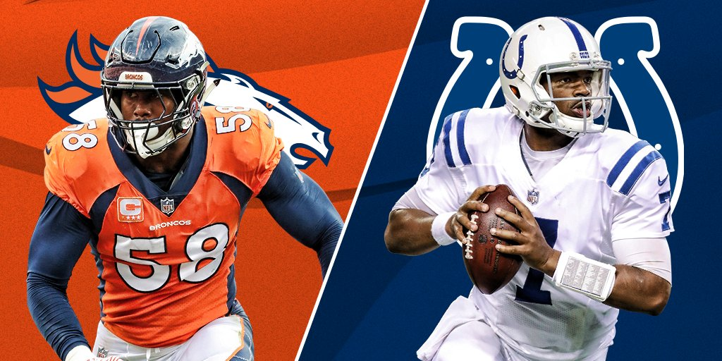 .@Broncos? Or @Colts?  @HarrisonNFL is picking the [https://t.co/rDVhBawRNH] to win on #TNF. #DENvsIND