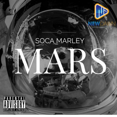 Let&#39;s Welcome Soca Marley! &quot;Mars&quot; the single available 18 December 2017. #HIPHOPMUSIC #rapmusic #rap #hiphop #newmusic #ComingSoon #rapartist #newdawnmusicgroup Follow him on instagram:  https://www. instagram.com/socamarley/  &nbsp;    and Check out a song:  https:// soundcloud.com/socamarley/9-m oney-revival &nbsp; … <br>http://pic.twitter.com/cPVNBE8wDa