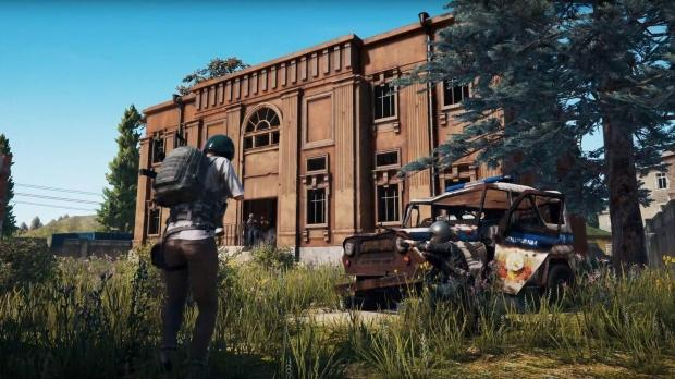 .@PUBATTLEGROUNDS hits nearly 500,000 players on Xbox One so far https://t.co/wq7gLYsv4t