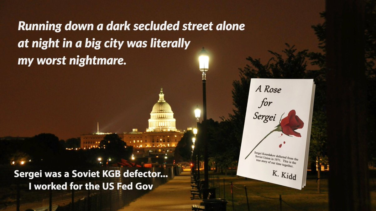 Sergei was a Soviet defector, I worked for the US Fed Gov &quot;Even you could be spy,&quot; he whispered. #Russia #Defectors #Romance #nonfiction Free with #KindleUnlimited #IARTG #indieauthor   https://www. amazon.com/Rose-Sergei-K- Kidd-ebook/dp/B00LRZCWCG/ref=tmm_kin_swatch_0?_encoding=UTF8&amp;qid=1511807434&amp;sr=8-1 &nbsp; … <br>http://pic.twitter.com/5M1BtVWMsL