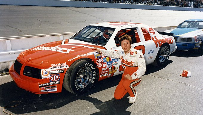 Happy Birthday to the late Alan Kulwicki, born on this day in 1954