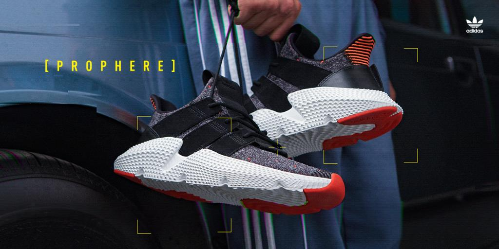 uk availability 55ae5 27602 inspired by adidas archive silhouettes of the 90sthe new prophere has just  arrived southcoastplaza