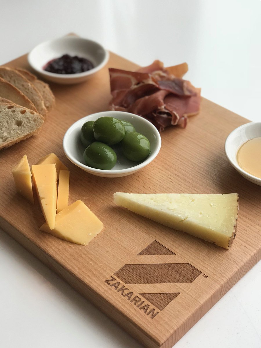 These sleek boards are handmade and guaranteed to be at your favorite home chef\u0027s door for the holidays. Limited amount left! //bit.ly/2iOPkaO ... & Geoffrey Zakarian on Twitter: \